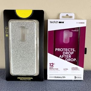 2 Cases for Samsung Galaxy S9+ (Plus)